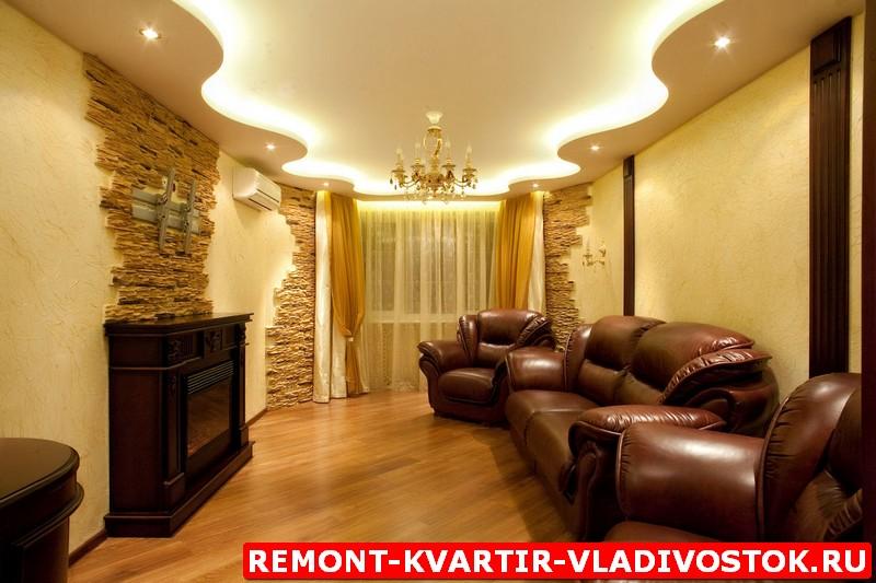 комн. фото 1 евроремонт квартиры