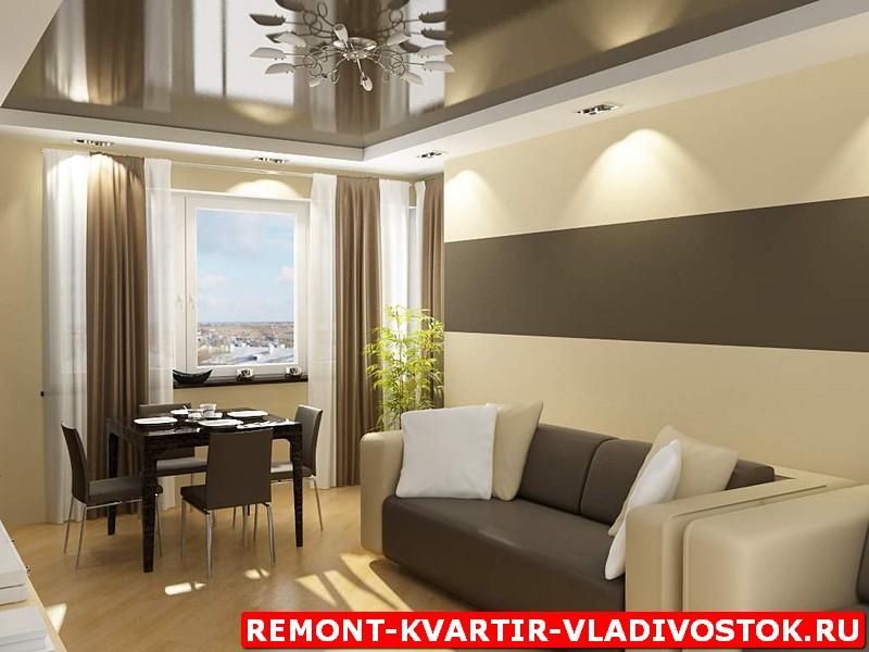 Ремонт квартир в новостройке под ключ, цены в Москве