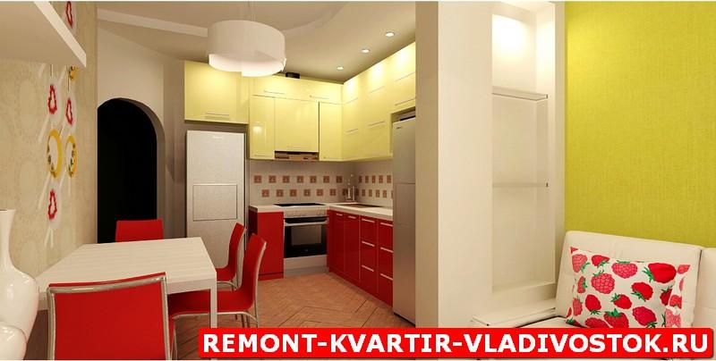 Ремонт квартир под ключ в Москве — Заказать отделку в