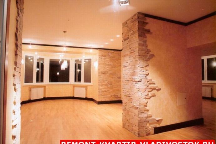 Ремонт квартир в новостройке фото портфолио