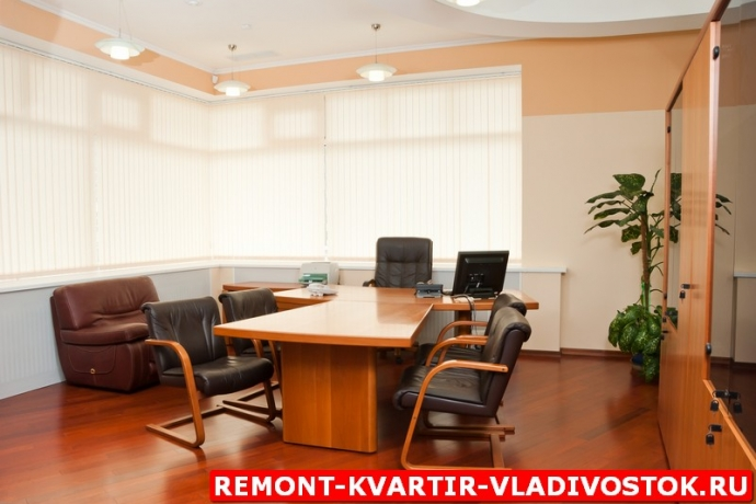 Ремонт офисов фото портфолио