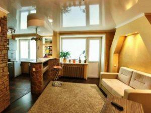 Идеи ремонта для однокомнатной квартиры фото