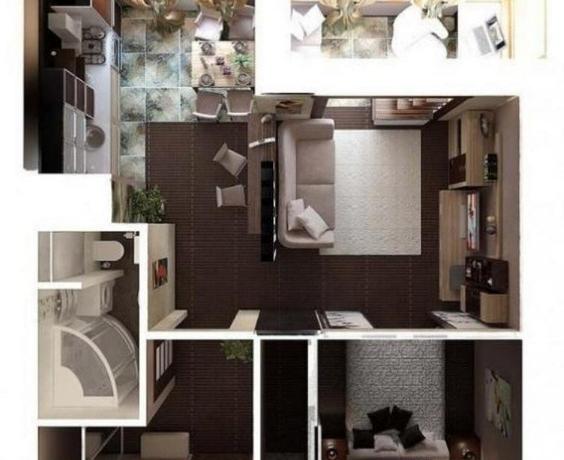 dizajn_interera_odnokomnatnoj_kvartiry_foto_2