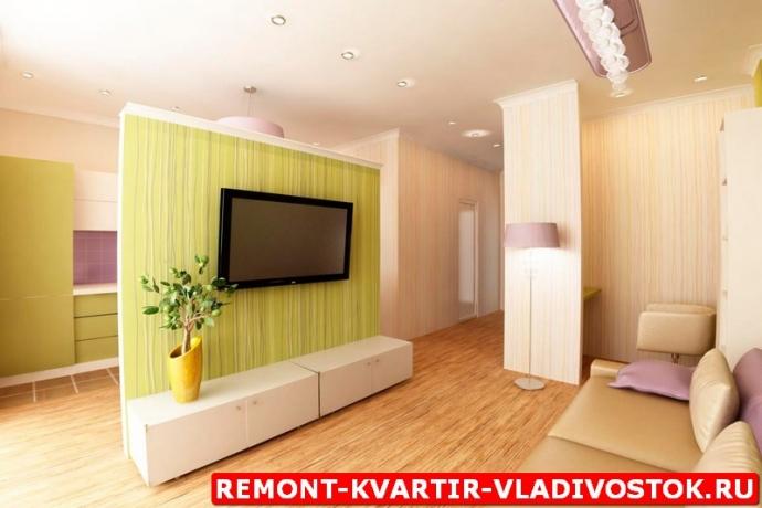 Капитальный ремонт трехкомнатной квартиры фото портфолио