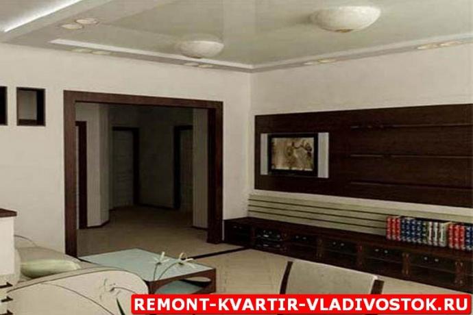 Косметический ремонт квартиры фото портфолио